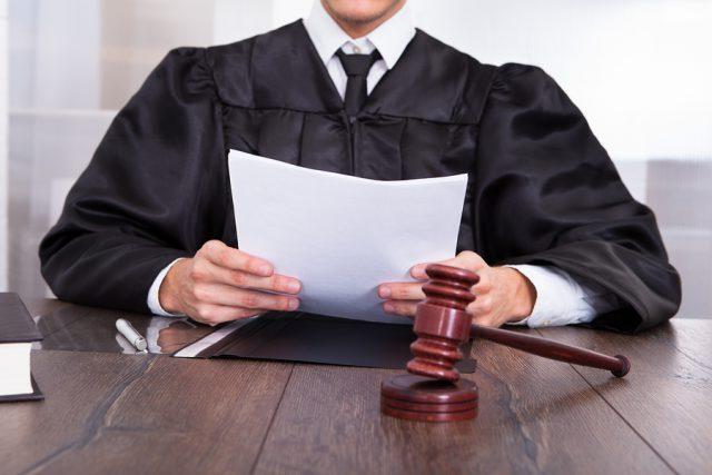 Zawód sędziego