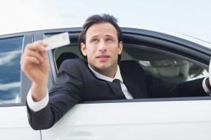 Utrata prawa jazdy